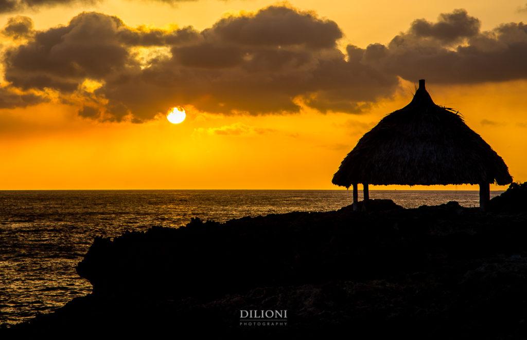 Tropica sunset