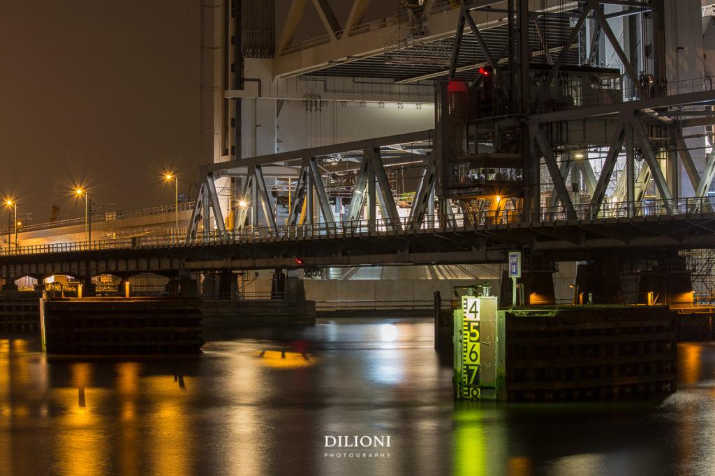 Botlek bridge
