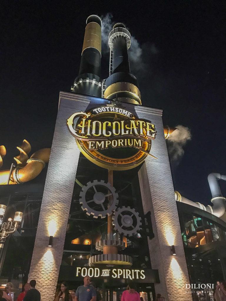 Chocolate Imperium Universal Studio's